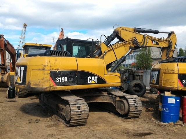 Caterpillar 319DLN CL