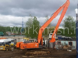 Hitachi ZX330 Long Reach