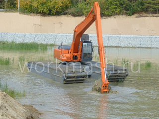 Hitachi ZX200 RIVER
